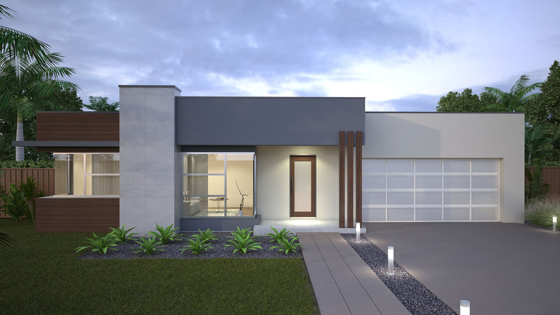 Oran park for Fowler home designs