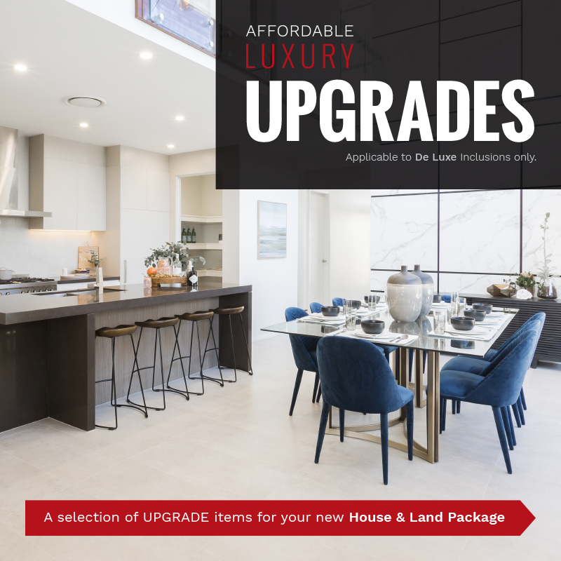 Affordable Luxury Upgrades