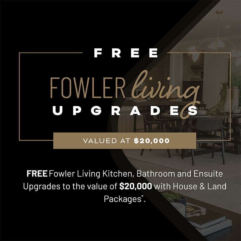 Fowler Living Upgrades