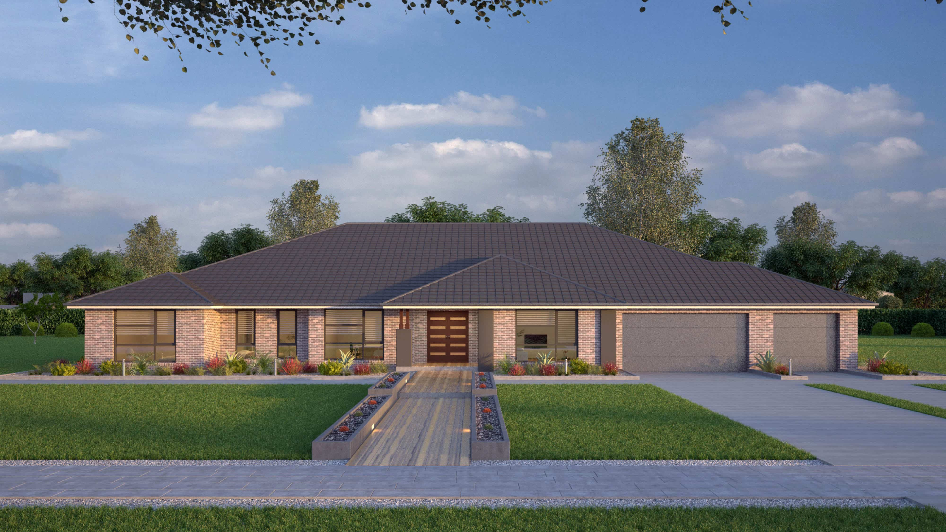 Oakdale Home Design Features New Home Designs Fowler Homes